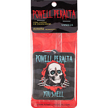 "Powell Peralta ""Ripper"" Air Freshner - Vanilla scented"