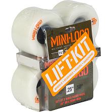 Mini Logo A.W.O.L. Lift Kit 59mm White Wheel