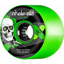 Powell Peralta Skate Aid Collabo Wheel 59mm (4pack)