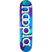 hoopla Camo purple Deck custom size