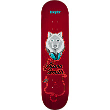 hoopla Pro Alana Smith Wolf 2 Skateboard Deck 127