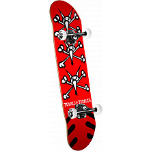 Powell Peralta Vato Rats Red - 7 x 28