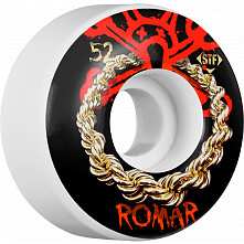 BONES WHEELS STF Pro Romar Chain 52mm Wheels 4pk