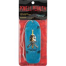 Powell Peralra Skull and Sword Pineapple Air Freshner