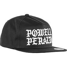 Powell Peralta Burst Snapback Cap