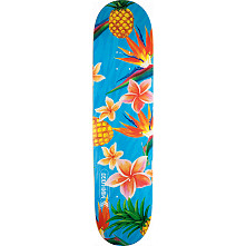 Mini Logo Small Bomb Skateboard Deck 181 Aloha - 8.5 x 33.5