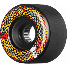 Powell Peralta Snakes 66mm 75A 4pk Black