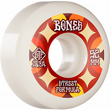 BONES WHEELS STF Skateboard Wheels Retros 52mm V5 Sidecut 103A 4pk