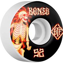 BONES WHEELS STF Blazer Skateboard Wheels V1 52mm 103A 4pk