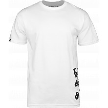BONES WHEELS Hipper T-shirt White