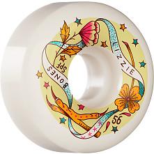 BONES WHEELS PRO SPF Skateboard Wheels Lizzie Armanto Lucky Charms 56mm P5 Sideut 84B 4pk