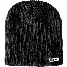 BONES WHEELS Slip On Beanie Black