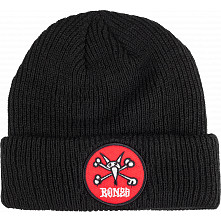 Powell Peralta Vato Rat Beanie Red