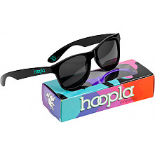 hoopla Sunglasses - Black