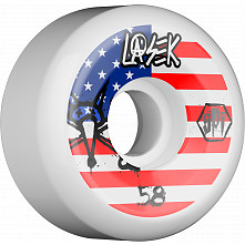 BONES WHEELS SPF Pro Lasek USA Wheel 58mm 4pk