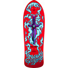 Bones Brigade® Tommy Guerrero 6th Series Reissue Deck Red - 9.75 x 30.4