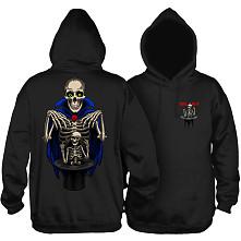 Powell Peralta Pro Blair Magician Hooded Sweatshirt Black