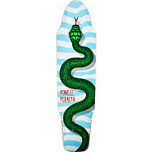 Powell Peralta Snake Pusher Skateboard Deck - 9.25 x 35.125
