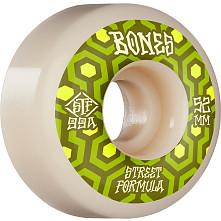 BONES WHEELS STF Skateboard Wheels Retros 52mm V1 Standard 99A 4pk