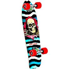 Powell Peralta Ripper WC Cruiser 273 Skateboard Assembly - 7.35 x 25