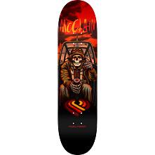 Powell Peralta Pro Brad McClain Pilot Skateboard Blem Deck - 8 x 31.45
