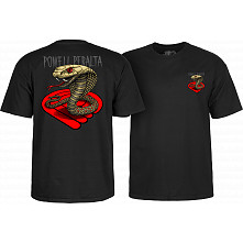 Powell Peralta Cobra T-shirt Black