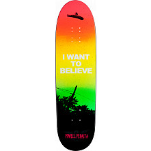 Powell Peralta Funshape Believe 2 Deck - 8.6 x 31.84