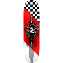 Powell Peralta Steve Caballero Flat Track Skateboard Blem Deck - 8.25 x 32.5