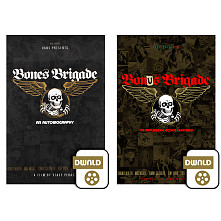 BONES BRIGADE: An Autobiography SD Download + Bonus Brigade SD Download