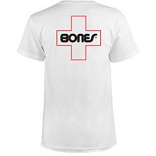 Bones Bearings Swiss Outline PE White
