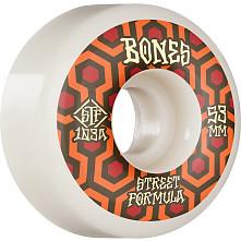 BONES WHEELS STF Skateboard Wheels Retros 53mm V1 Standard 103A 4pk