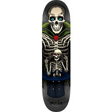 Powell Peralta Pro Charlie Blair Magician Skateboard Gray - 8.5 x 33.5