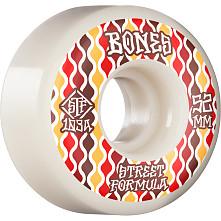 BONES WHEELS STF Skateboard Wheels Retros 52mm V2 Locks 103A 4pk