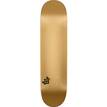 Mini Logo Chevron Skateboard Deck 181 Gold - 8.5 x 33.5