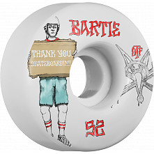 BONES WHEELS STF Pro Bartie Thank You Wheel 52mm 4pk