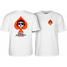 Powell Peralta Steadham T-shirt White