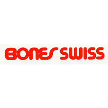 Bones Swiss Bearing Type Sticker 10pk