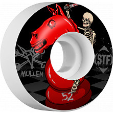 BONES WHEELS STF Pro Mullen Knight Rider 52mm 4pk