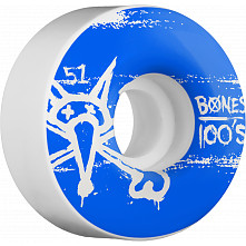 BONES WHEELS 100's 51mm (4pack)