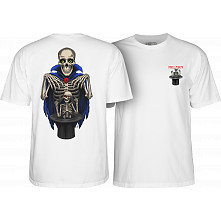Powell Peralta Blair Magician White T-shirt