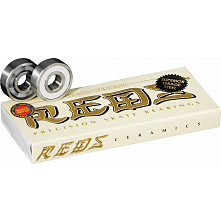 Bones® Ceramic Super REDS® Bearings (8 pack)