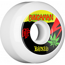 BONES WHEELS STF Pro Bingaman Attitude Skateboard Wheels V5 53mm 103A 4pk
