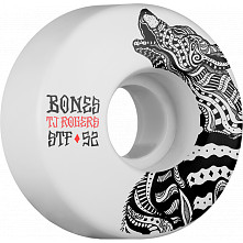 BONES STF Pro Rogers Wolf 52x29 V3 Skateboard Wheel 83B 4pk
