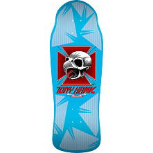 Bones Brigade Tony Hawk 9th Series Reissue Skateboard Deck - 10.38 X 30.19