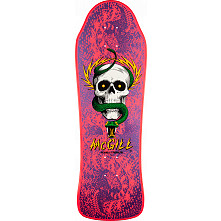 Pre Sale - Bones Brigade Mike McGill 9th Series Reissue Skateboard Deck - 9.94 X 30.43