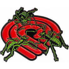 Powell Peralta Ant Lapel Pin