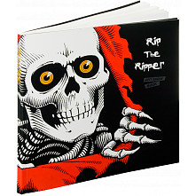 Rip The Ripper Book (Softcover)