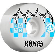 BONES SPF Tiles 58x37 P2 Skateboard Wheel 84B 4pk