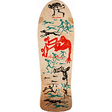 Bones Brigade® Lance Mountain OG Future Primitive Reissue Deck - 9.94 x 30