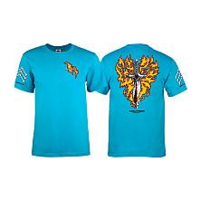 Bones Brigade® Guerrero Dagger T-shirt - Turquoise
